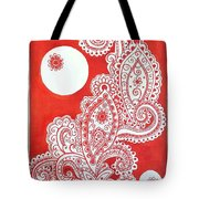 My Name Is Red Tote Bag