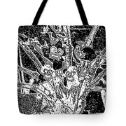 My Orchids Tote Bag