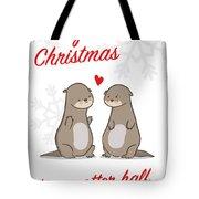 My Otter Half Tote Bag
