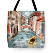 My Own Venice Tote Bag