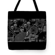 My Pains Revealed Tote Bag