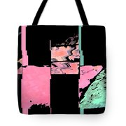 My Patio Abstract Tote Bag