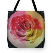 My Rose Tote Bag