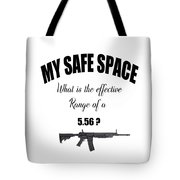 My Safe Space Tote Bag