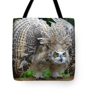 My Scary Look Tote Bag