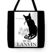 My Sin Tote Bag