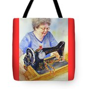 My Sister's Joy Tote Bag
