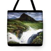 My Skogafoss Tote Bag