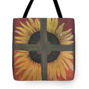 My Son Flower Tote Bag