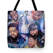 My Song Tribute To The Late Gerald Levert Tote Bag