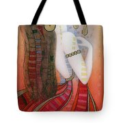 My Soul Is A Moan... Tote Bag