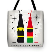 My Super Soda Pops No-01 Tote Bag