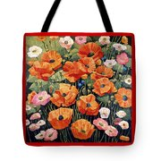 My Taos Wildflowers Tote Bag