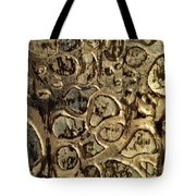 My Textured Stones A Tote Bag