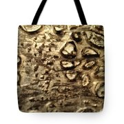 My Textured Stones C Tote Bag by Sonya Wilson