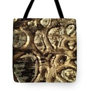 My Textured Stones F Tote Bag by Sonya Wilson