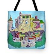 My Town Tote Bag