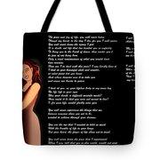 My Unborn Tote Bag