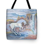 My Unicorn Tote Bag