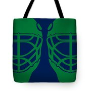 My Vancouver Canucks Tote Bag