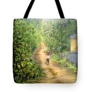 My Village Tote Bag