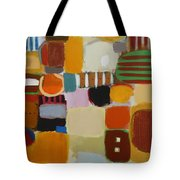 My Ways Tote Bag