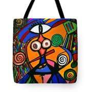 My Woman Tote Bag