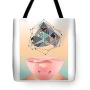 My World -2 Tote Bag