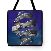 My World Is Unraveling Tote Bag