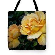 My Yellow Rose Tote Bag