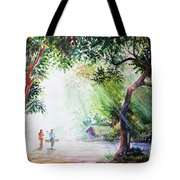 Myanmar Custom_011 Tote Bag