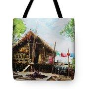 Myanmar Custom_016 Tote Bag