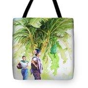 Myanmar Custom_08 Tote Bag