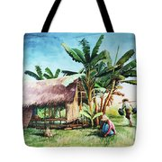 Myanmar Custom_09 Tote Bag