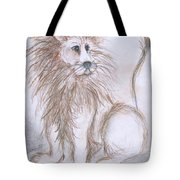 Mya's Lion Tote Bag
