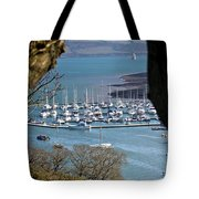 Mylor Marina Tote Bag