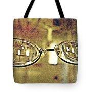 Myopia At The Museum Tote Bag