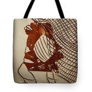 Myra - Tile Tote Bag