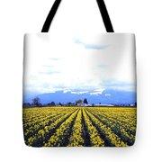 Myriads Of Daffodils Tote Bag