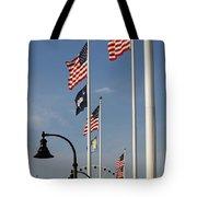 Myrtle Beach Boardwalk II Tote Bag