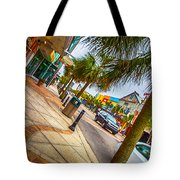 Myrtle Beach Shopping Tote Bag