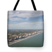 Myrtle Beach Skyview Tote Bag