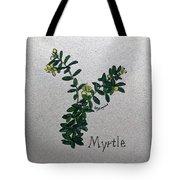 Myrtle Tote Bag
