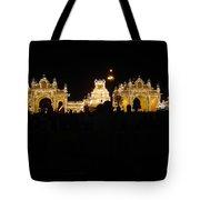Mysore Palace 2 Tote Bag