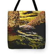 Mysterious Barnacles Tote Bag