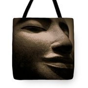 Mysterious Buddha Tote Bag