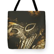 Mysterious Disguise Tote Bag