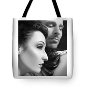 Mysterious Love  Tote Bag