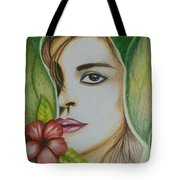 Mysterious Eye Tote Bag