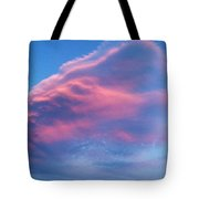 Mystery Cloud Tote Bag